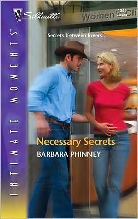 Necessary Secrets Barbara Phinney