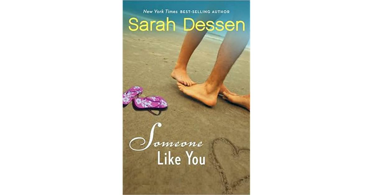 someone like you book report Animal husbandry, a wry and witty book about a single woman's efforts to understand men, has become someone like you, a generic looking-for-love-in-all-the-wrong-places romance with plot twists that were tired back in the days of sandra dee and bobby darrin if you have ever seen or even heard about any movie ever made, you know where the story.