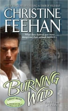 Burning  Wild (Leopard People, #2)