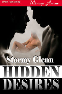 Hidden Desires (Tri-Omega Mates, #3)