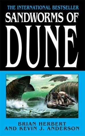 Download Sandworms Of Dune Dune Chronicles 8 By Brian Herbert