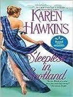 Sleepless in Scotland (MacLean Curse, #4)