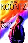 Book cover for Brother Odd (Odd Thomas, #3)