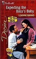 Expecting the Boss's Baby (Million Dollar Men, #1) (Silhouette Desire, #1338)