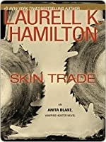 SKIN TRADE Laurell K. Hamilton (2009--15 Audio CDs) ~Unabridged/Vampires~