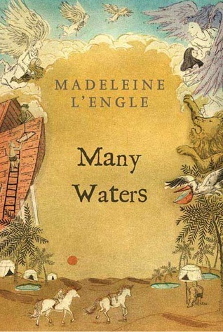 Many Waters (Time Quintet, #4)