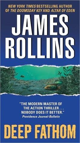 Deep Fathom by James Rollins
