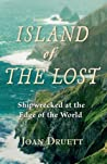 Book cover for Island of the Lost: Shipwrecked at the Edge of the World