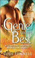 Genie Knows Best (Bottled Magic, #2)