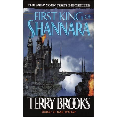 an overview of the first king of shannara during the event of the great wars by terry brooks Terry brooks shannara books starts off with sword of shannara, which is a fun read but very much a copy of the whole lord of the rings series following those are the elfstones of shannara and wishsong of shannara, both of which i adored and are pretty original as well at least to my knowledge they are this is the original trilogy there's.