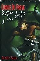 Allies of the Night (Cirque Du Freak, #8)