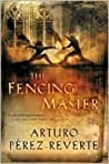 Book cover for The Fencing Master