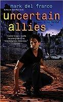 Uncertain Allies (Connor Grey, #5)