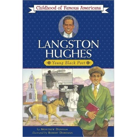 a biography of langston hughes a poet Langston hughes poet, novelist, playwright (1-feb-1902 — 22-may-1967) subject of books a bio-bibliography of langston hughes, 1902-1967 archon books.