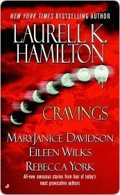 12.5 Cravings (Anita Blake #12.5) - Laurell K Hamilton