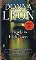 Friends in High Places (Commissario Brunetti #9)