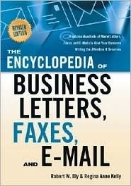 The Encyclopedia of Business Letters