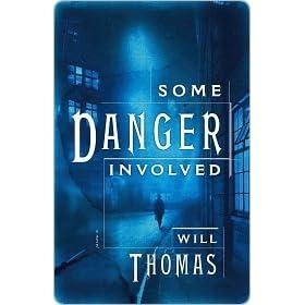 Some Danger Involved (Barker & Llewelyn, #1)