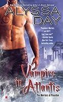 Vampire in Atlantis (Warriors of Poseidon, #7)
