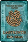 Book cover for Labyrinth (Languedoc Trilogy, #1)