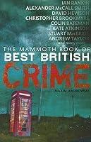 The Mammoth Book Of Best British Crime Volume 8. (Mammoth Books)