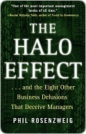 The Halo Effect by Philip M. Rosenzweig