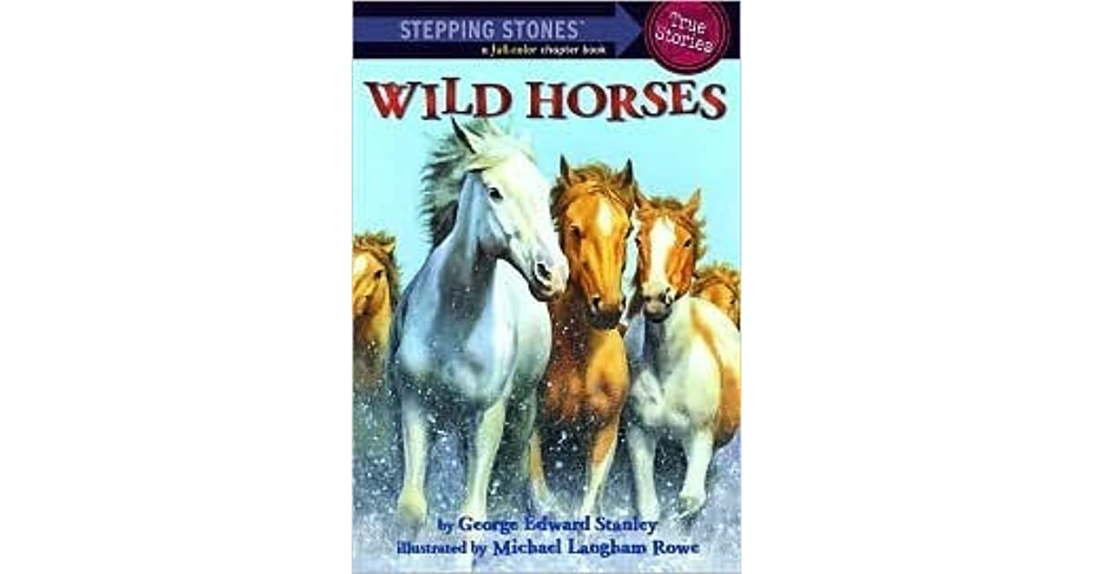 Wild Horses By George E Stanley