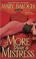 More Than a Mistress (Mistress Trilogy #1)