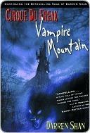 Vampire Mountain (Cirque Du Freak, #4)