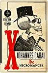 Book cover for The Necromancer (Johannes Cabal, #1)