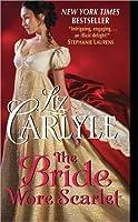 The Bride Wore Scarlet (Fraternitas #2)