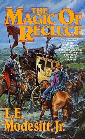 The Magic of Recluce by L.E. Modesitt Jr.