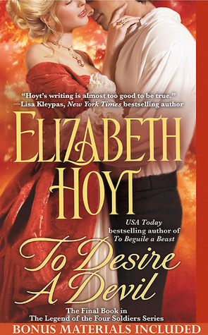 To Desire a Devil (Legend of the Four Soldiers, #4)