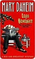 Legs Benedict (Bed-and-Breakfast Mysteries #14)