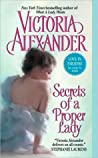 Book cover for Secrets of a Proper Lady (Last Man Standing, #3)