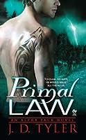 Primal Law (Alpha Pack, #1)