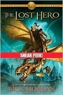 The Lost Hero Sneak Peek