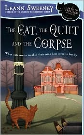 Book Review: The Cat, the Quilt and the Corpse by Leann Sweeney