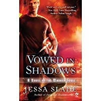 Vowed in Shadows (Marked Souls, #3)