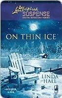 On Thin Ice (Steeple Hill Love Inspired Suspense #191)(Whisper Lake, #2)