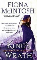 King's Wrath (Valisar, #3)
