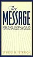 The Message: New Testament (Mass Market Edition)