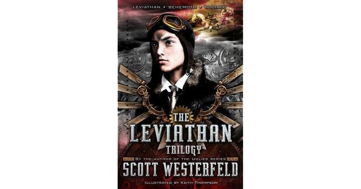 behemoth the leviathan trilogy