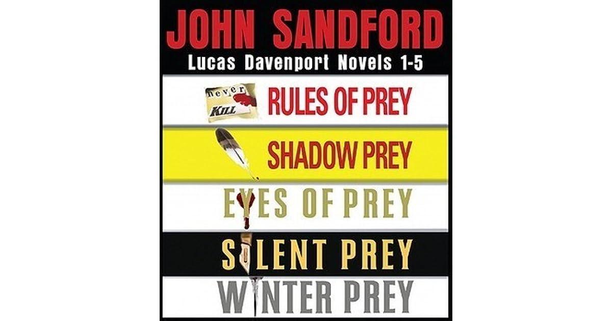 Lucas Davenport Novels 1 5 By John Sandford