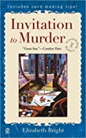 Invitation to Murder (A Card Making Mystery, #1)
