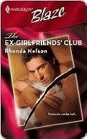 The Ex-Girlfriends' Club (Harlequin Blaze #322)