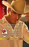 One Night, Two Heirs (Texas Cattleman's Club: The Showdown, #1)