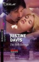 The Best Revenge (Redstone, Incorporated #11) (Silhouette Romantic Suspense #1597)