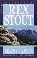 Death of a Dude (Nero Wolfe, #44)