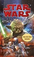 Star Wars: Episode II - Attack of the Clones (Star Wars, #2)